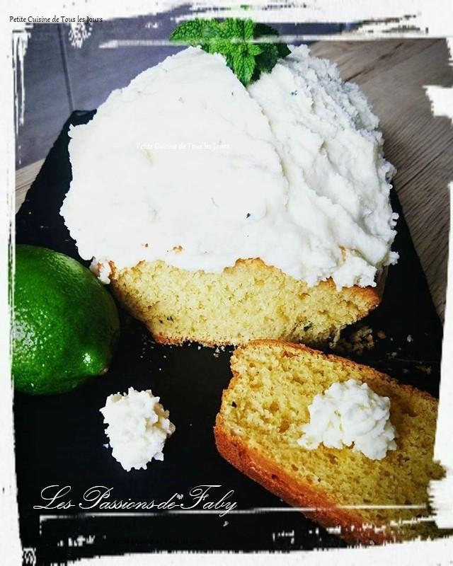 Cake Mojito Les-passions-de-Faby.com