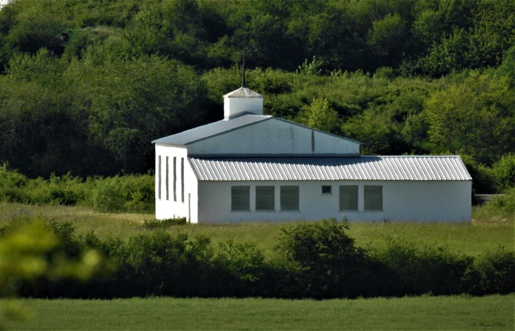 Chapelle de la Base aérienne de Chambley 26 Mai 2019 les-passions-de-faby.com